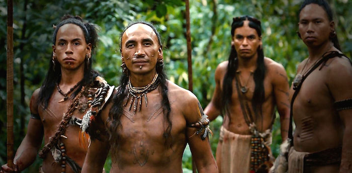 美国导演梅尔·吉布森拍摄的关于玛雅文明的电影《启示录》